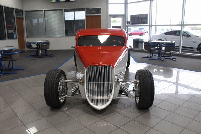 Pre-Owned 1934 Ford