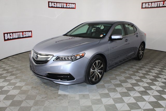 Certified Pre-Owned 2016 Acura TLX 2.4L