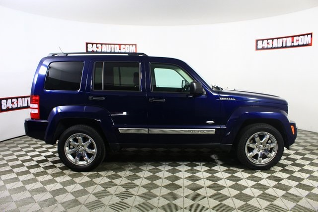 Certified Pre-Owned 2012 Jeep Liberty Sport