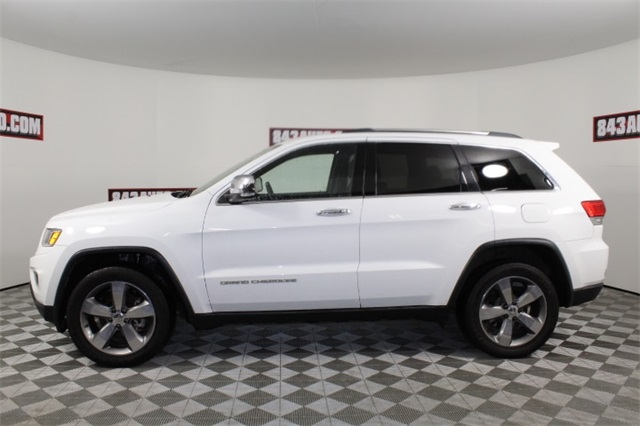 Certified Pre-Owned 2014 Jeep Grand Cherokee Limited