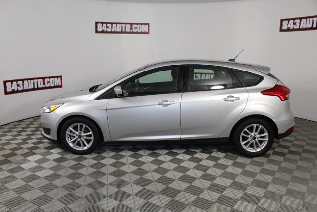 Certified Pre-Owned 2018 Ford Focus SE