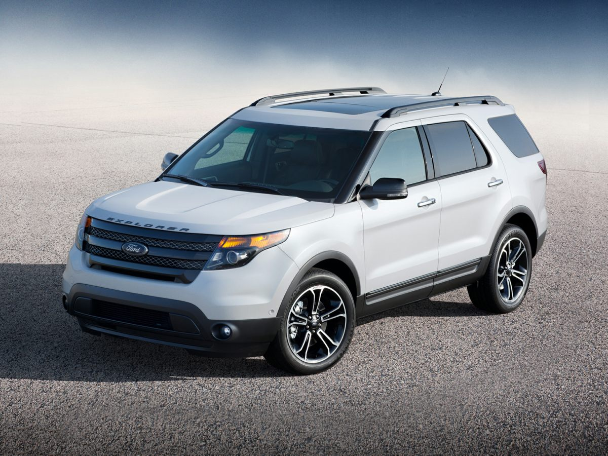 Pre owned 2013 ford explorer sport