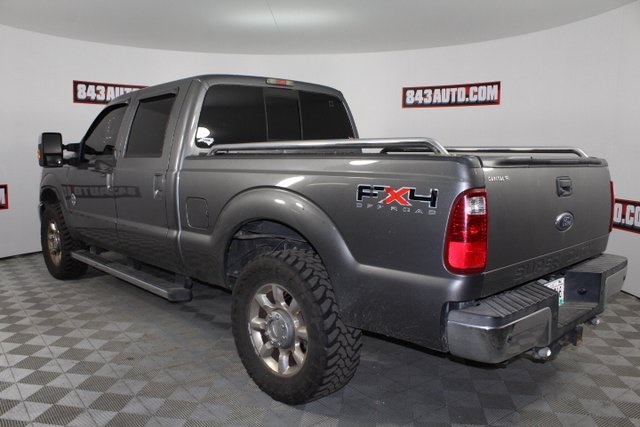 Certified Pre-Owned 2011 Ford F-250SD Lariat