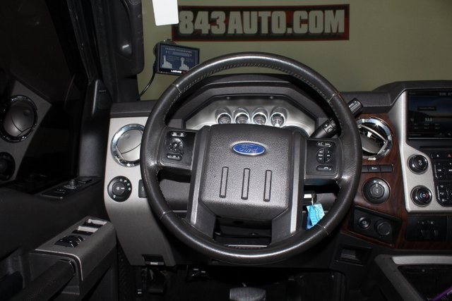 Certified Pre-Owned 2015 Ford F-250SD Lariat