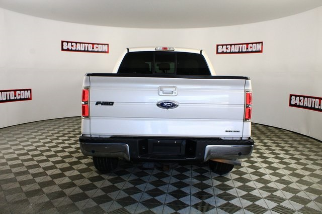 Certified Pre-Owned 2014 Ford F-150 Lariat