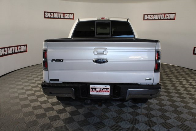 Certified Pre-Owned 2010 Ford F-150 Lariat
