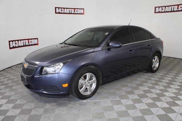 Certified Pre-Owned 2014 Chevrolet Cruze 1LT