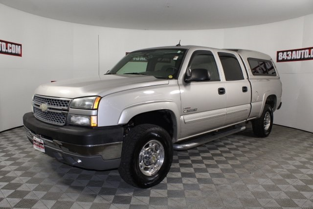Certified Pre-Owned 2005 Chevrolet Silverado 2500HD LS