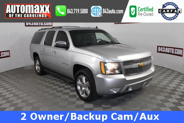 Certified Pre-Owned 2013 Chevrolet Suburban 1500 LT