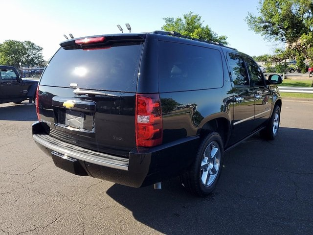 Certified Pre-Owned 2013 Chevrolet Suburban 1500 LTZ