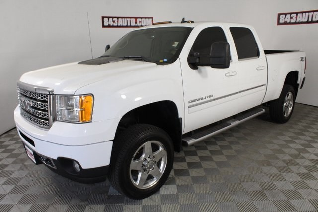 Certified Pre-Owned 2013 GMC Sierra 2500HD Denali