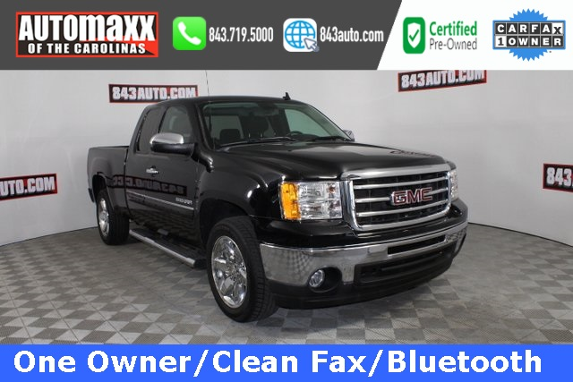 Certified Pre-Owned 2013 GMC Sierra 1500 SLE