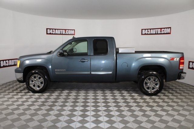 Certified Pre-Owned 2010 GMC Sierra 1500 SLT Z71 Off Road