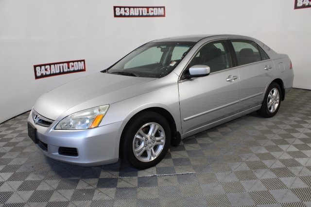 Certified Pre-Owned 2007 Honda Accord SE