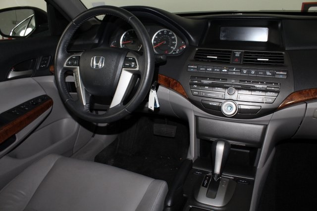 Certified Pre-Owned 2012 Honda Accord EX-L