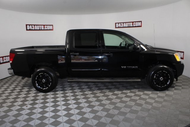 Certified Pre-Owned 2014 Nissan Titan SV