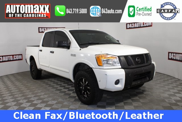 Certified Pre-Owned 2012 Nissan Titan SL