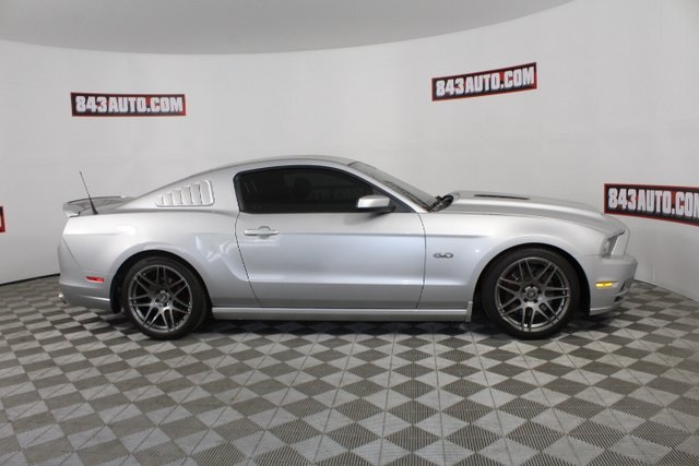 Certified Pre-Owned 2013 Ford Mustang GT