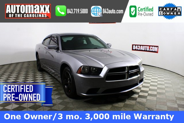 Certified Pre-Owned 2014 Dodge Charger SE