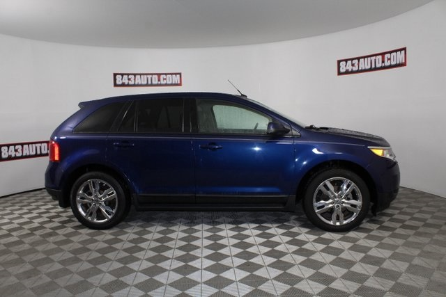 Certified Pre-Owned 2012 Ford Edge SEL