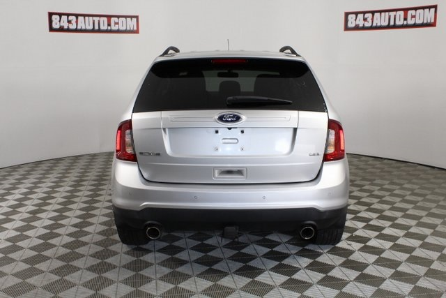 Certified Pre-Owned 2013 Ford Edge SEL