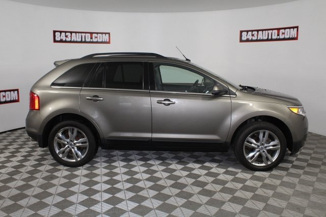 Certified Pre-Owned 2013 Ford Edge Limited