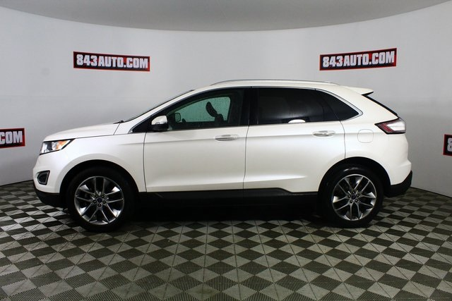Certified Pre-Owned 2015 Ford Edge Titanium