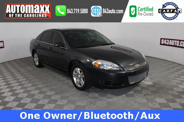 Certified Pre-Owned 2016 Chevrolet Impala Limited LT