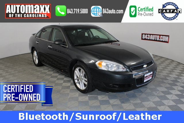 Certified Pre-Owned 2015 Chevrolet Impala Limited LTZ