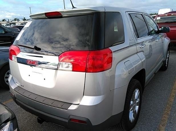 Certified Pre-Owned 2013 GMC Terrain SLE-1