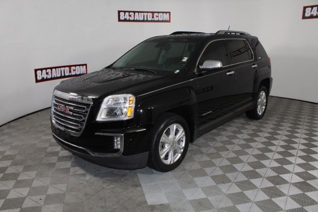 Certified Pre-Owned 2016 GMC Terrain SLT