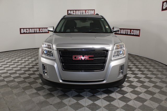 Certified Pre-Owned 2015 GMC Terrain SLE-2