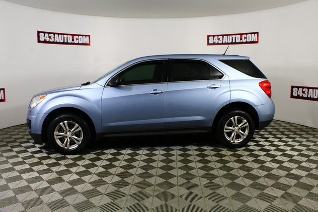 Certified Pre-Owned 2014 Chevrolet Equinox LS