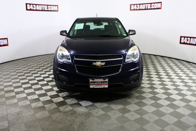 Certified Pre-Owned 2015 Chevrolet Equinox LS