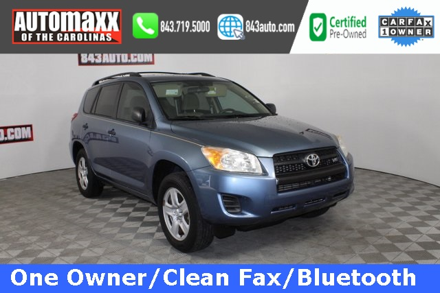 Certified Pre-Owned 2012 Toyota RAV4