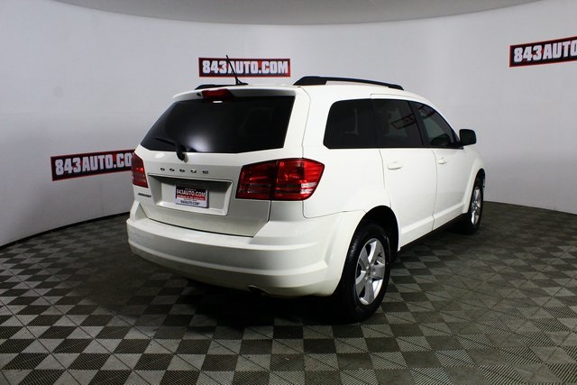 Certified Pre-Owned 2017 Dodge Journey SE
