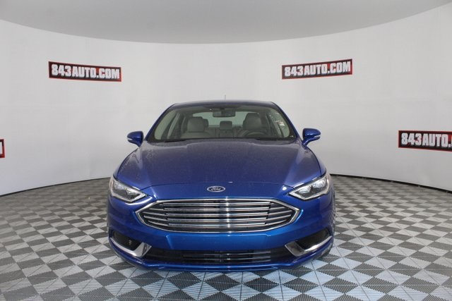 Certified Pre-Owned 2018 Ford Fusion SE