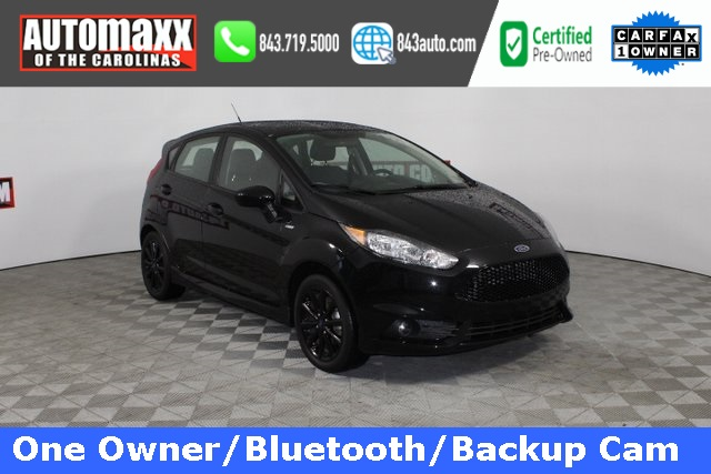 Certified Pre-Owned 2019 Ford Fiesta ST