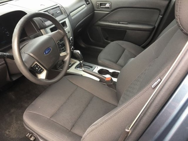 Certified Pre-Owned 2012 Ford Fusion SE