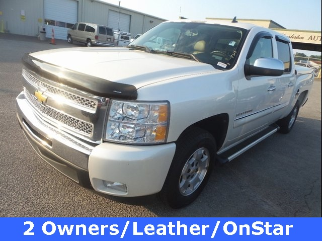 Certified Pre-Owned 2011 Chevrolet Silverado 1500 LT
