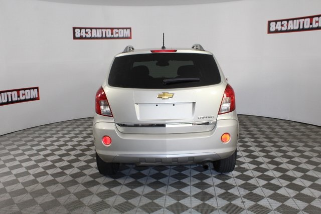 Certified Pre-Owned 2014 Chevrolet Captiva Sport LT