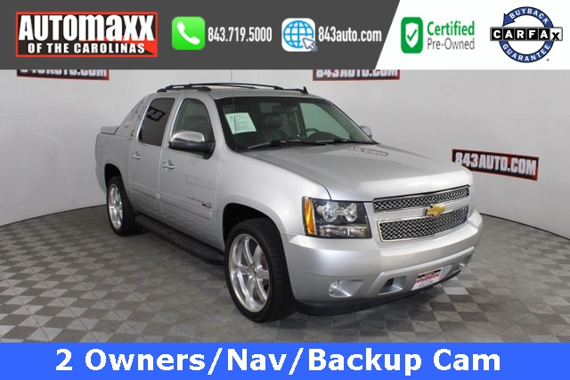 Certified Pre-Owned 2013 Chevrolet Avalanche 1500 LTZ SLP Performance Package (Supercharger)