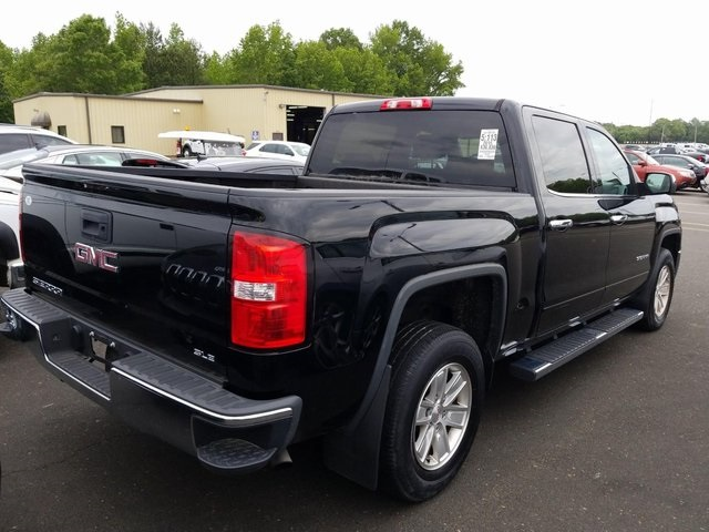 Certified Pre-Owned 2015 GMC Sierra 1500 SLE