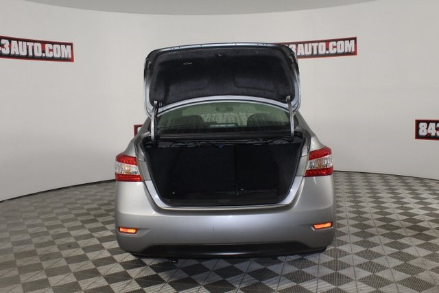 Certified Pre-Owned 2014 Nissan Sentra SV