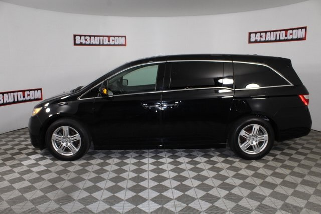 Certified Pre-Owned 2012 Honda Odyssey Touring Elite