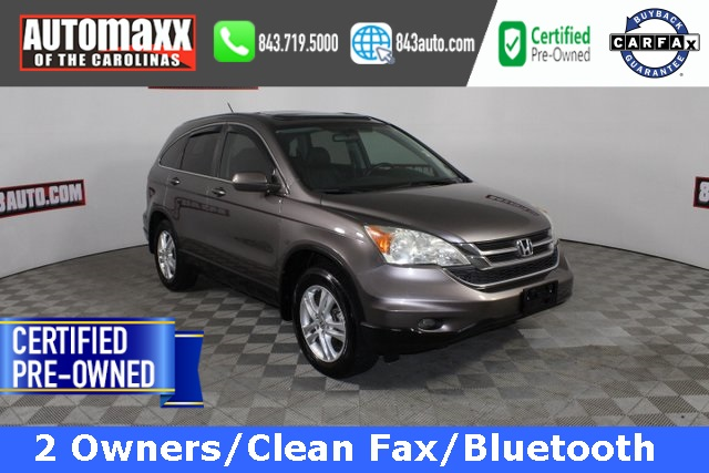 Certified Pre-Owned 2011 Honda CR-V EX-L
