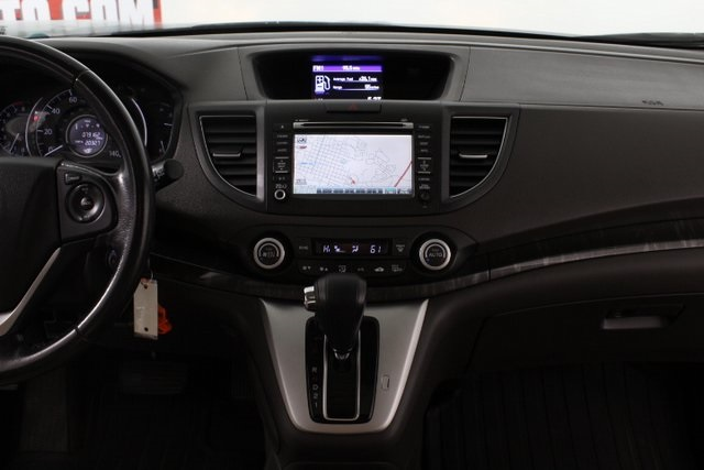 Certified Pre-Owned 2012 Honda CR-V EX-L