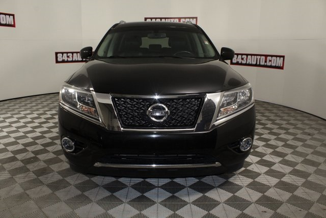 Certified Pre-Owned 2015 Nissan Pathfinder Platinum