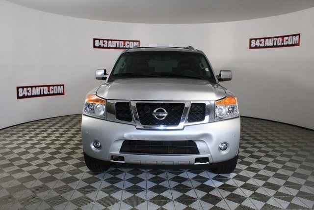 Certified Pre-Owned 2015 Nissan Armada Platinum