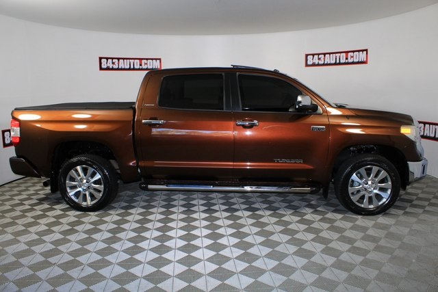Certified Pre-Owned 2014 Toyota Tundra Limited